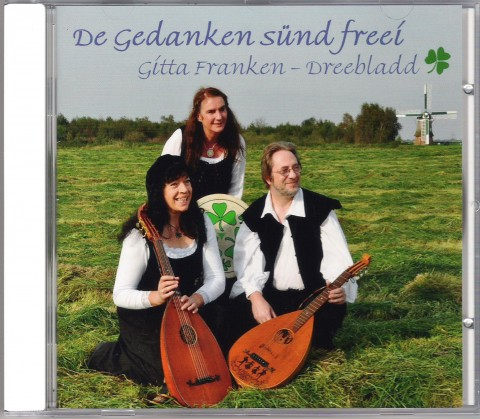 "CD ""De Gedanken sünd freei"""