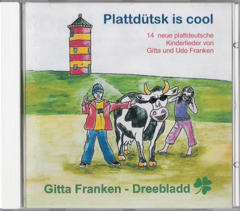 "CD ""Plattdütsk is cool"""