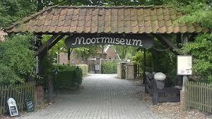 Eingang zum Moormuseum