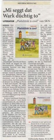 Ostfriesischer Kurier, 30.12.2009
