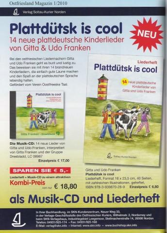 Ostfrieland Magazin 1/2010