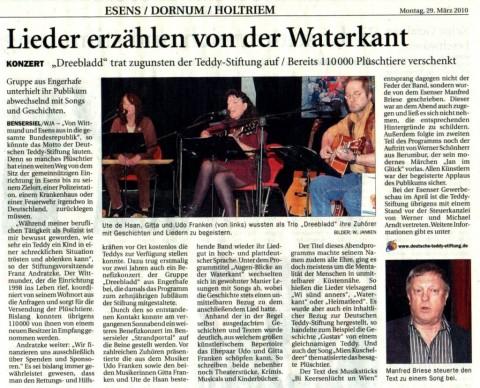 Anzeiger für Harlingerland, 29.03.2010