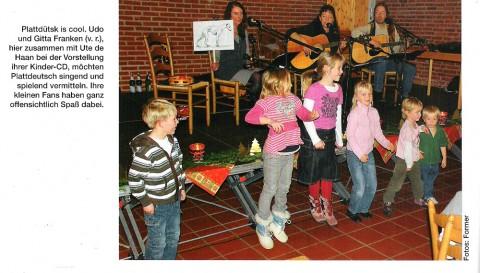 Ostfriesland Magazin 4/2010, Seite 26 (Ausschnitt)