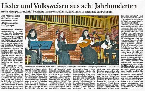 Ostfriesischer Kurier, 28.11.2011