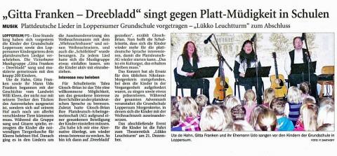 Ostfriesischer Kurier, 10.12.2011