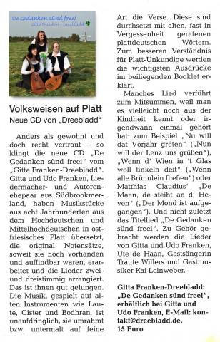 Ostfriesland Magazin 02/2012