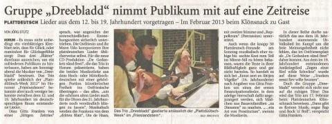 Jeversches Wochenblatt, 04.10.2012