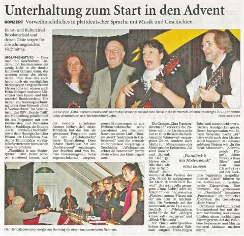 Ostfriesischer Kurier, 27.11.2012