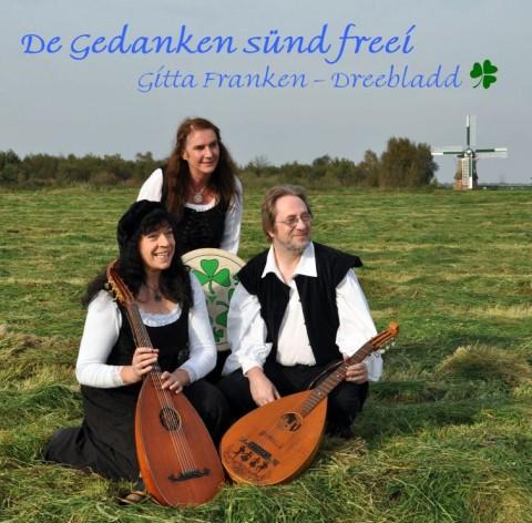 """CD-Titelbild """"De Gedanken sünd freei"""""""