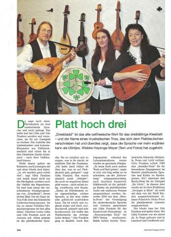 Ostfriesland Magazin 6/2013, S.104