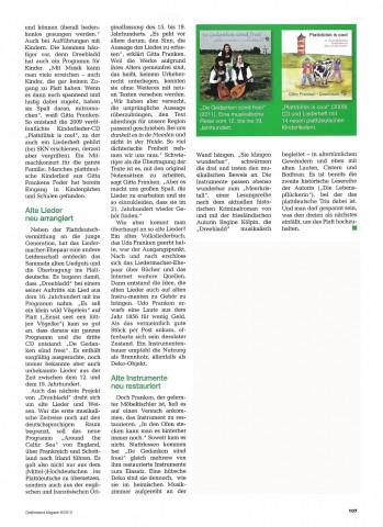 Ostfriesland Magazin 6/2013, S.107