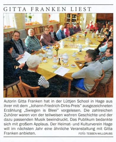 Ostfriesischer Kurier, 14.11.2013