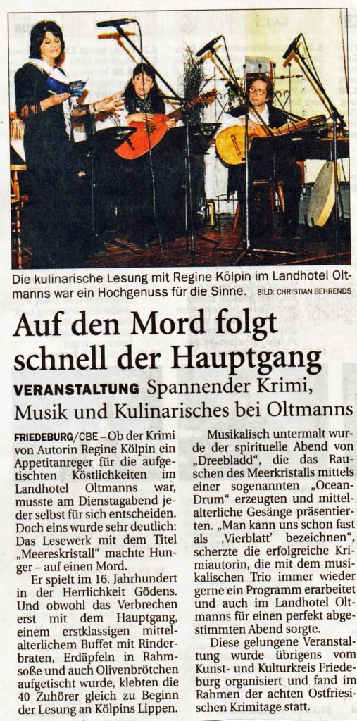 Anzeiger für Harlingerland, 07.11.2013