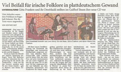 Ostfriesen Zeitung, 01.04.2014