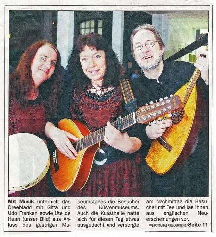 Wilhelmshavener Zeitung, 19.05.2014