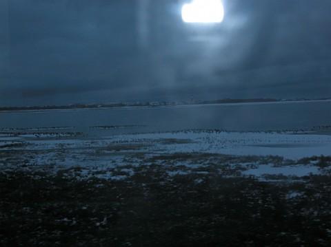 Inselstrand bei Nacht...