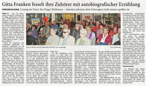 Ostfriesischer Kurier, 11.09.2014