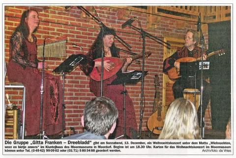 Ostfriesische Nachrichten, 21.11.2014