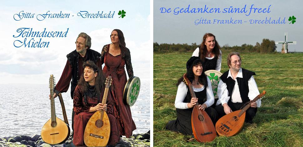 CDs Teihndusend Mielen & De Gedanken sünd freei