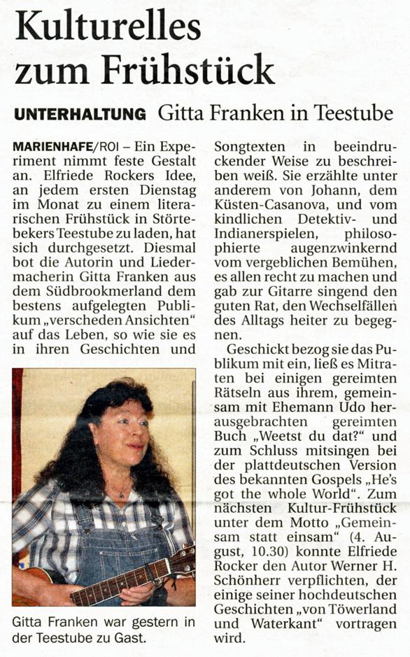 Ostfriesischer Kurier, 08.07.2015