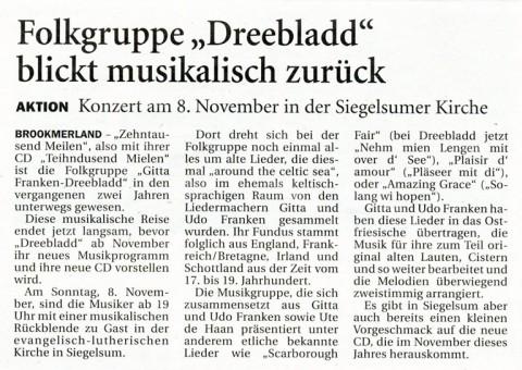 Ostfriesischer Kurier, 16.10.2015