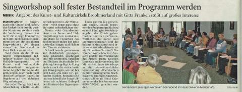 Ostfriesischer Kurier, 21.03.2016
