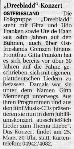 Ostfriesischer Kurier, 22. 02. 2017