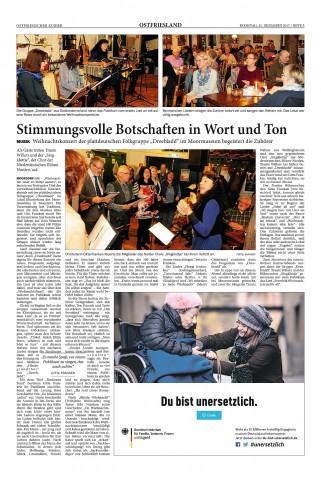 Ostfriesischer Kurier, 12.12.2017