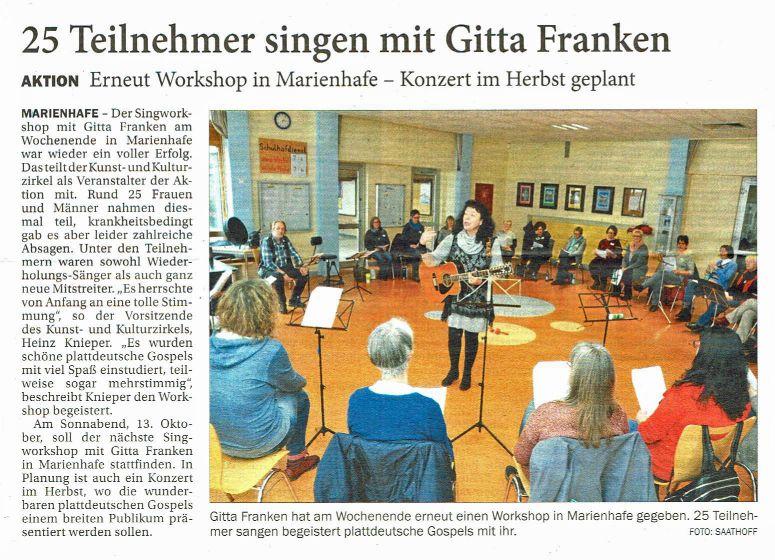 Ostfriesischer Kurier, 14.03.2018