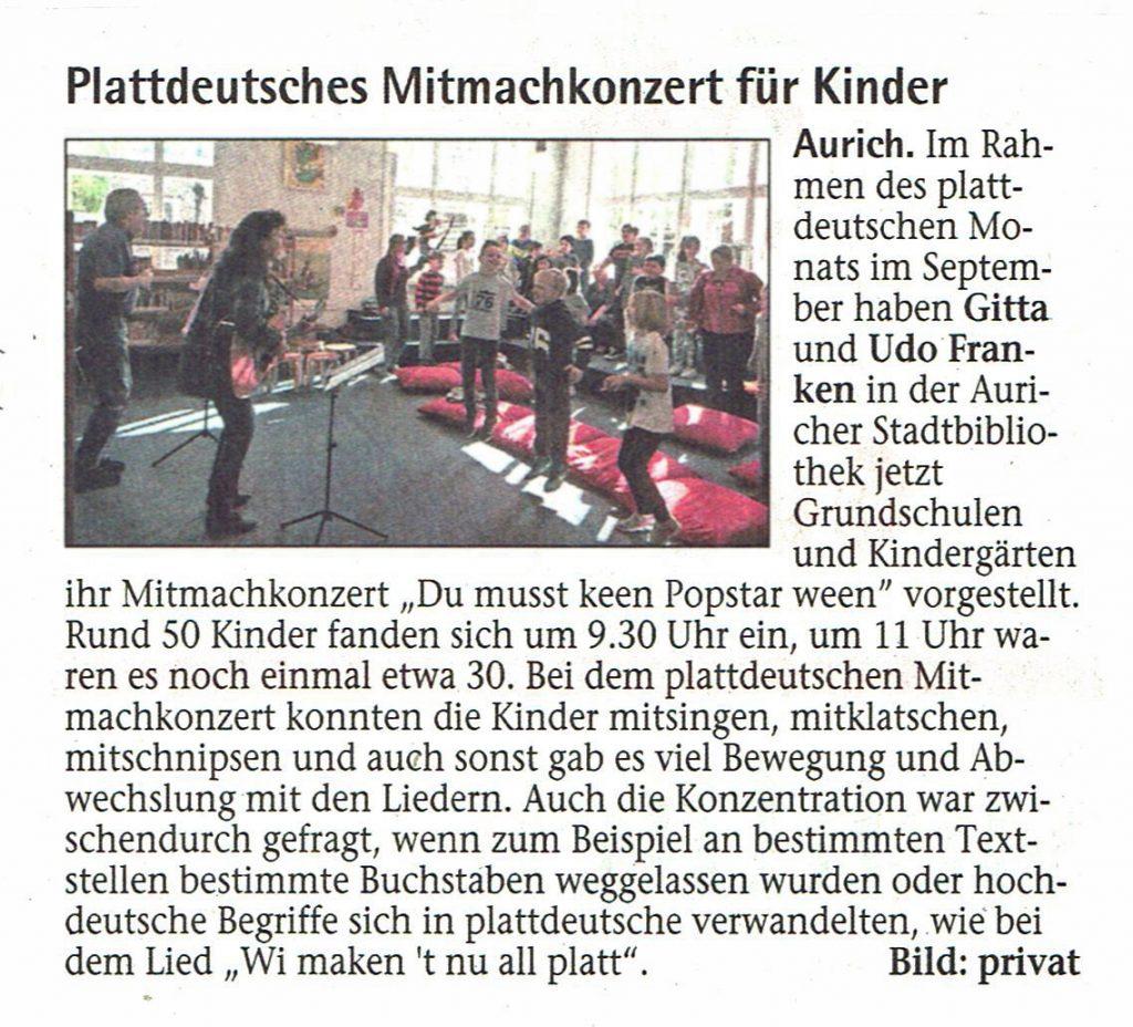 Sonntagsblatt, 15.09.2018