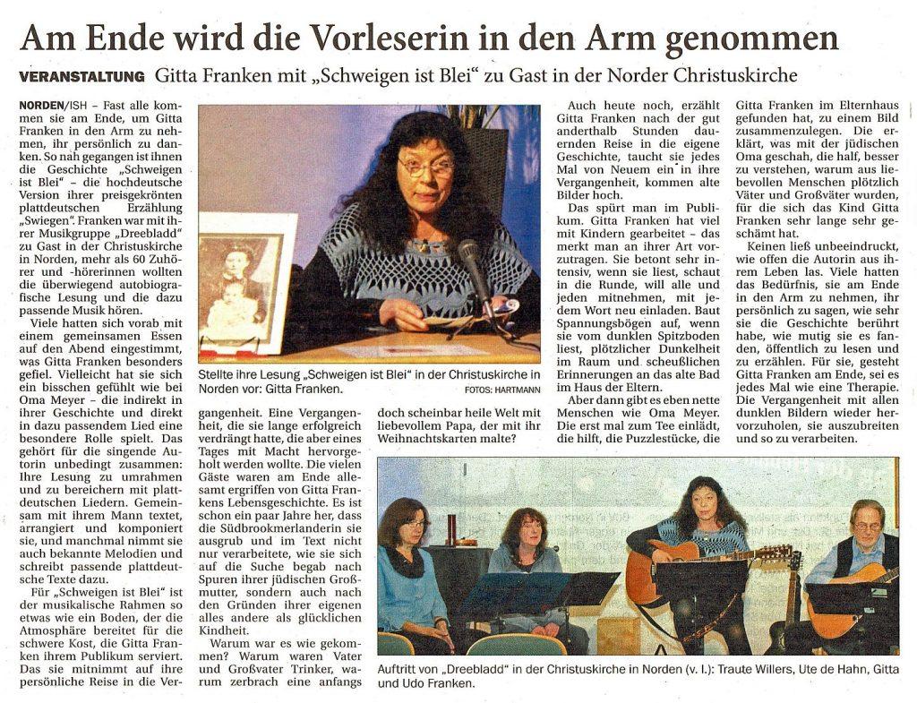Ostfriesischer Kurier, 05.10.2018