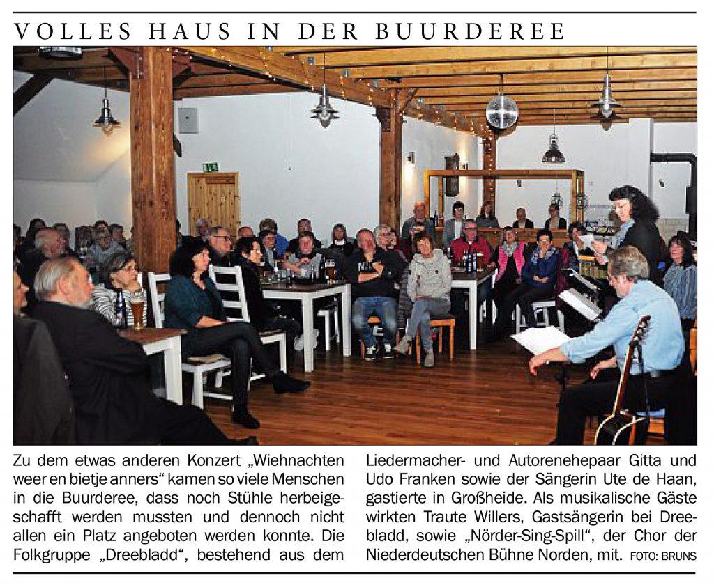 Ostfriesischer Kurier, 28.12.2018