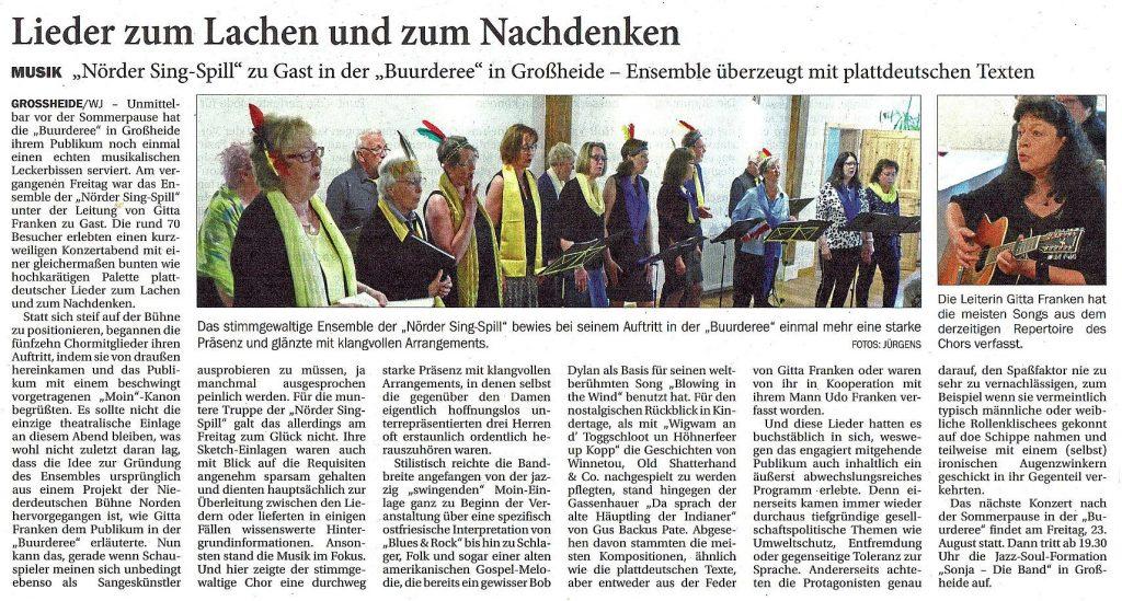 Ostfriesischer Kurier, 24.06.2019
